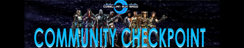 Community Checkpoint title box