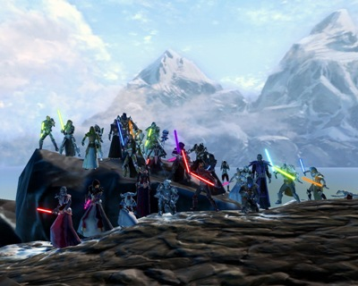 LoTA cross faction guild screenshot