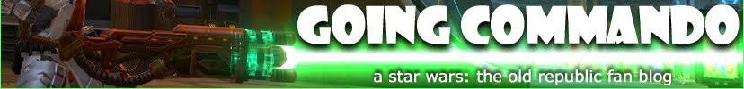 Going Commando blog banner