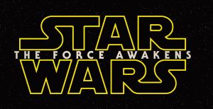 Star Wars VII logo small